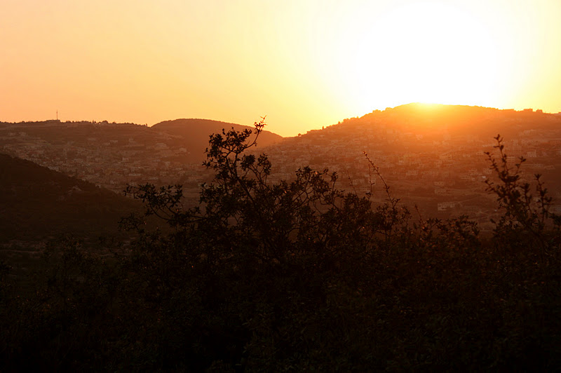 Okolice Beit Jann