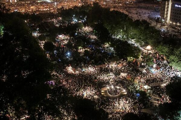 Piętnasty czerwca w Stambule