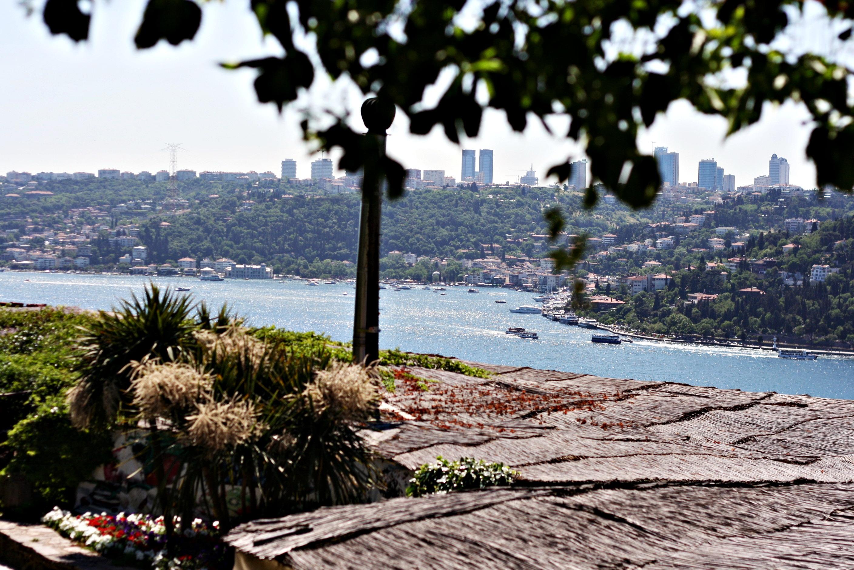 Kanlıca Sahil & Güzelce Hisar. Słoneczna niedziela po wschodniej stronie Bosforu