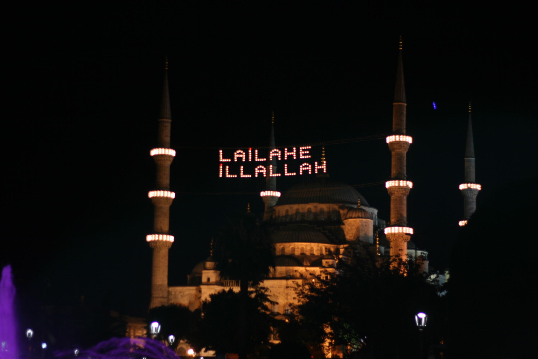 Mój drugi ramadan w Turcji