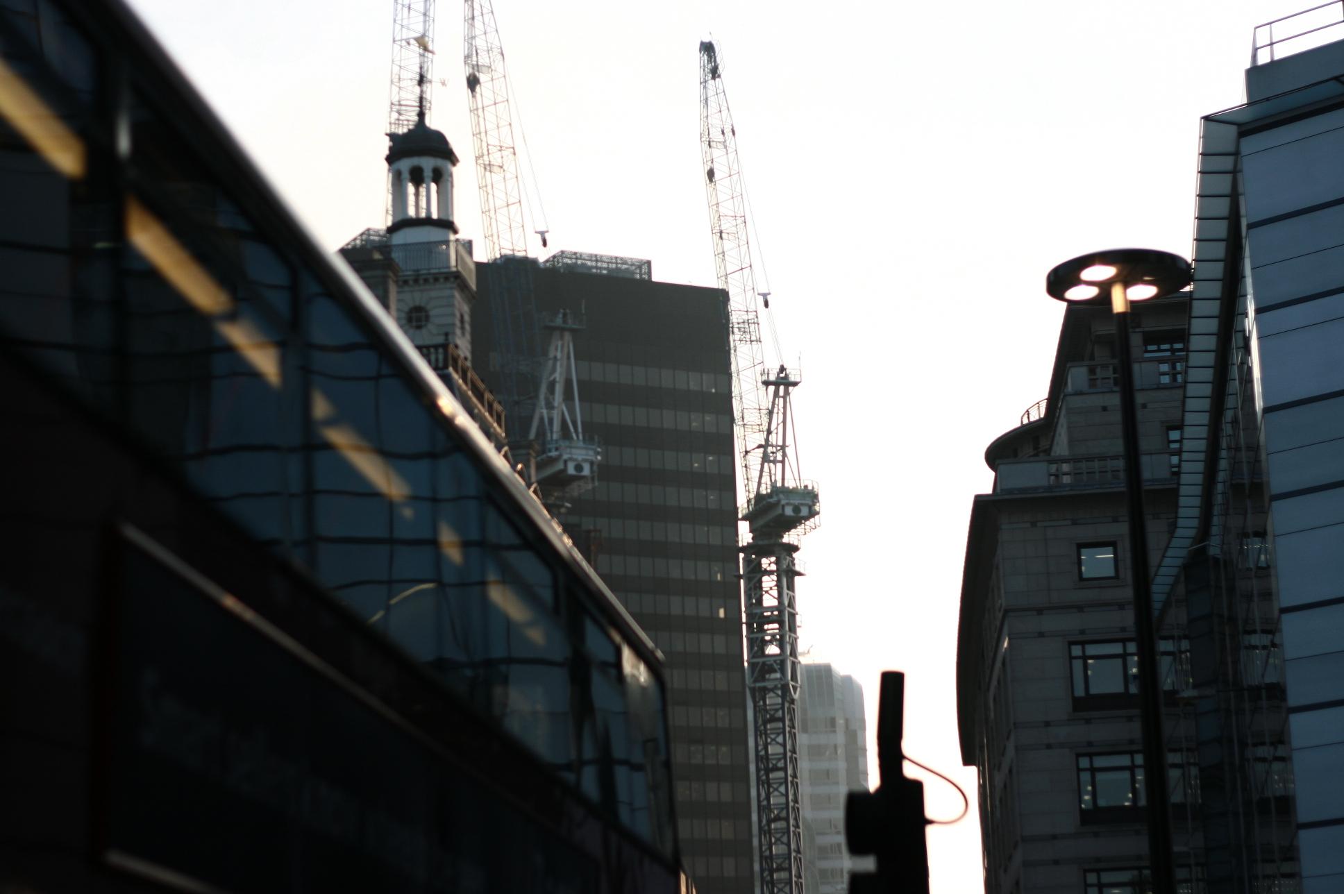 londyn_zachód_słońca