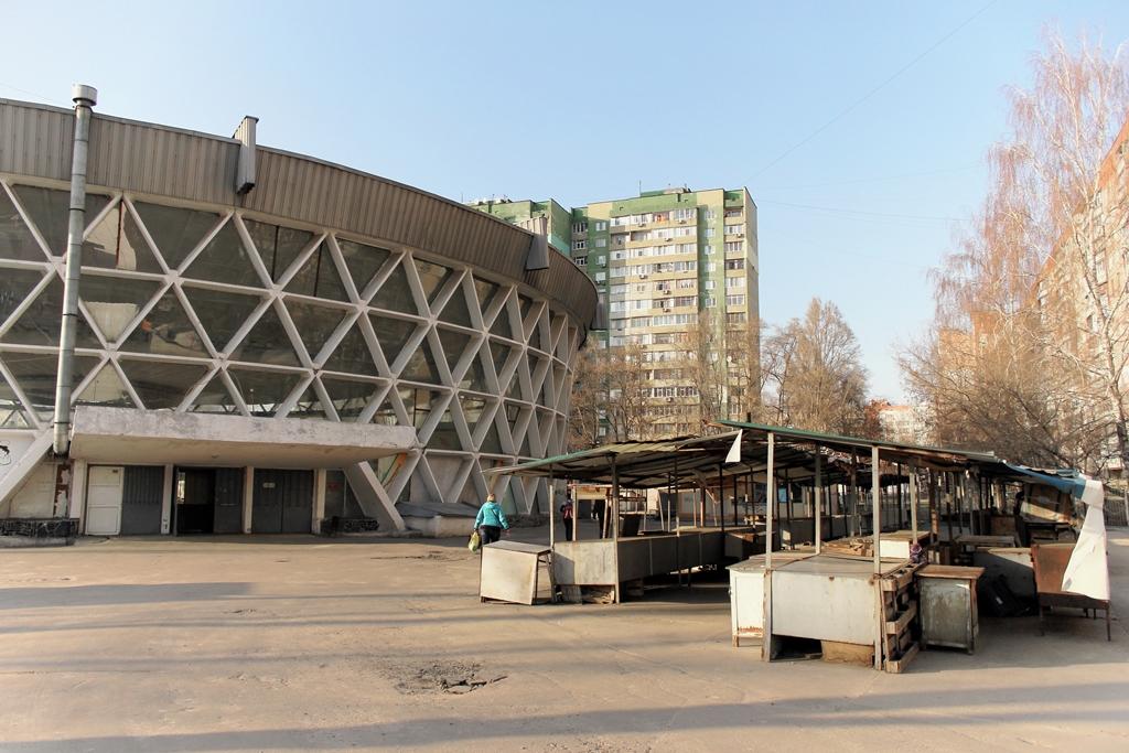 brutalizm Dniepr Charków Kijów