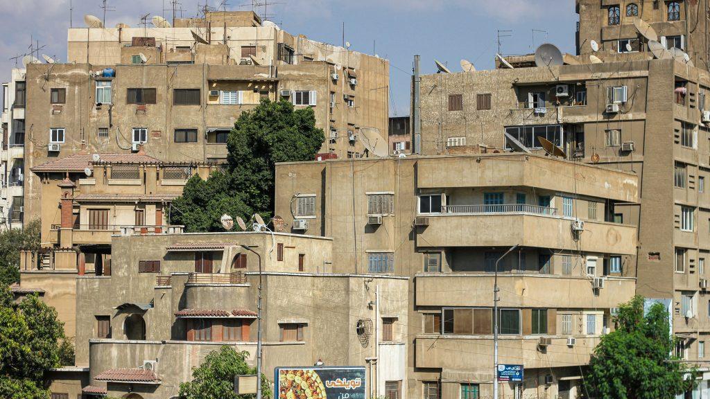 przeprowadzka do Kairu