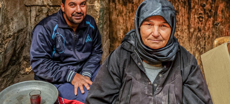 Egipt samotnie podróżująca kobieta