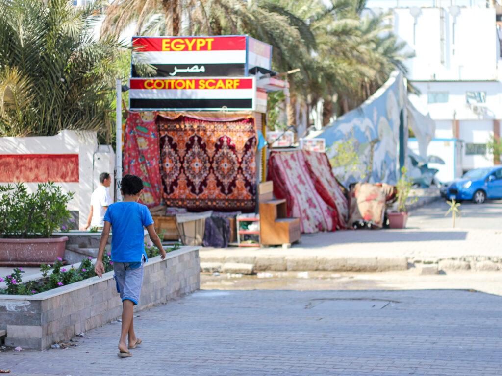 praca w Egipcie guest relation