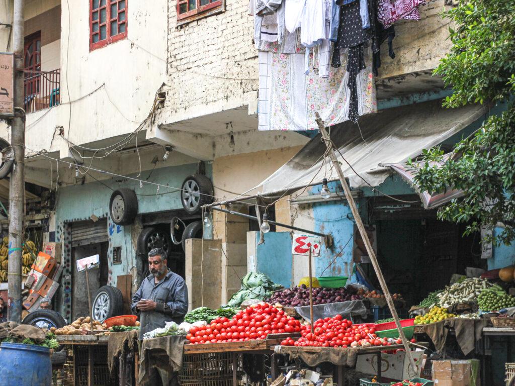 życie w Egipcie
